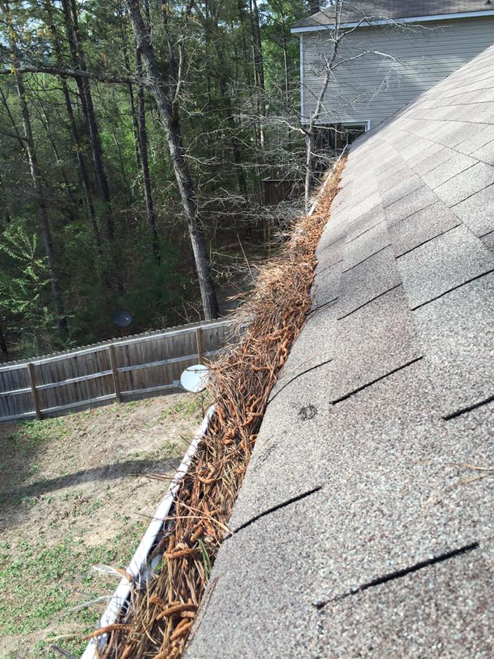 Warner Robins Gutter Cleaning